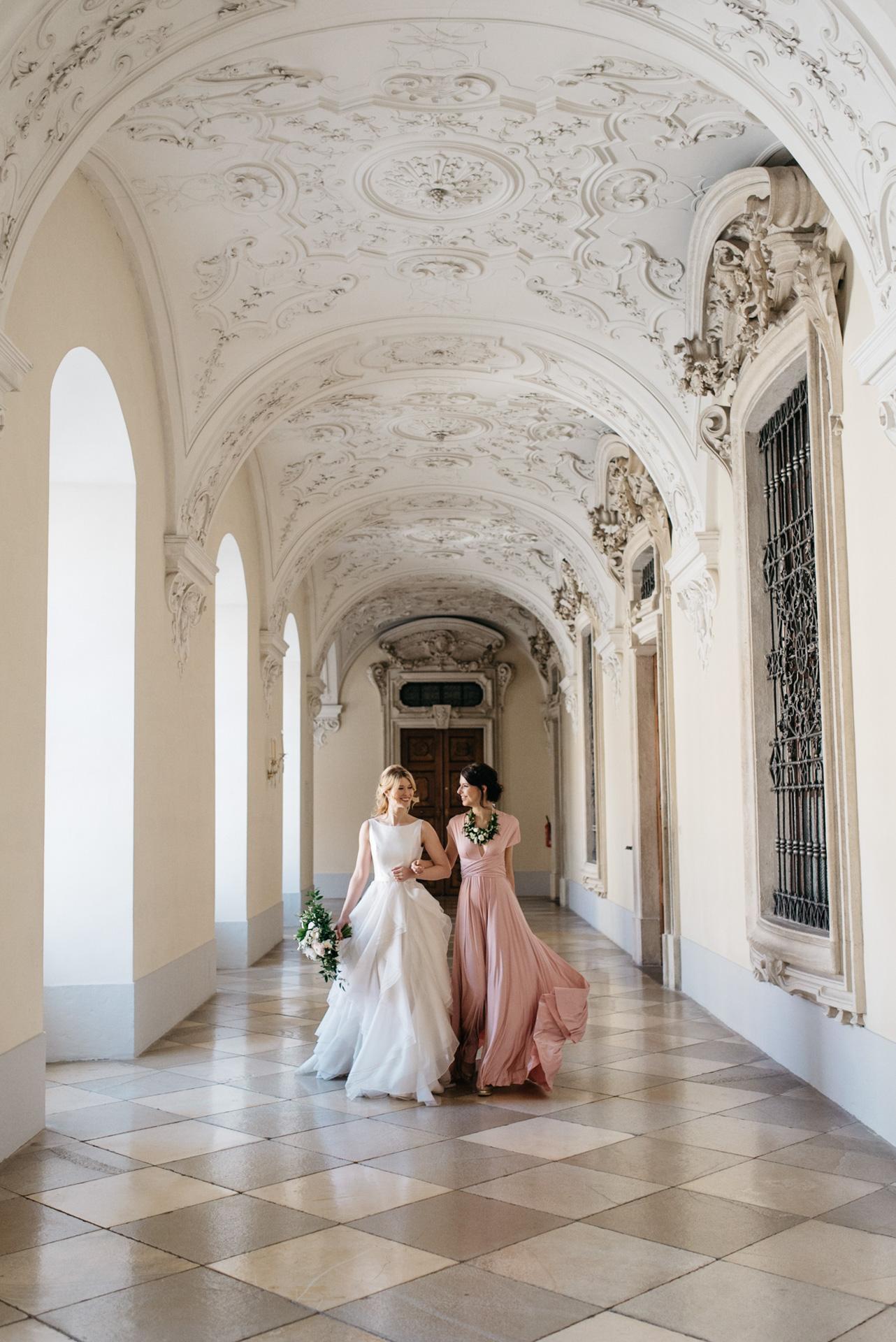 Blush Hochzeit Bleyer Florietta