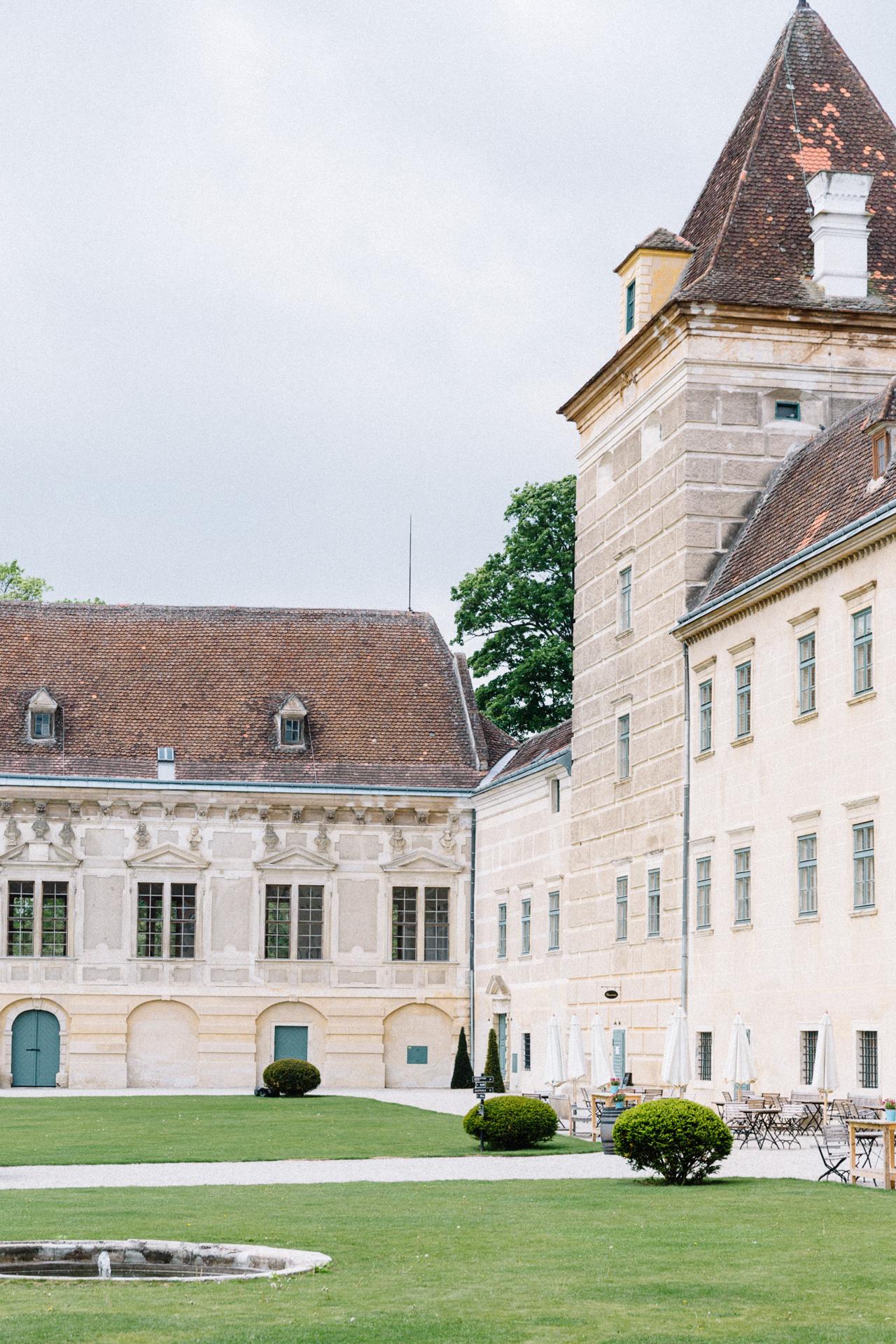 Hochzeit Schloss Walpersdorf Florietta